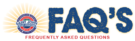 Saint John Boat Charters -- Frequently Asked Questions FAQ's
