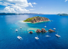 Saint John Boat Charters -- British Virgin Islands