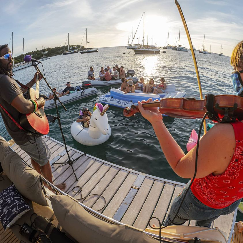 After Irma -- Saint John Boat Charters