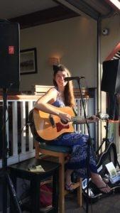 ISLAND GIRL MUSIC @ Cruz Bay Landing