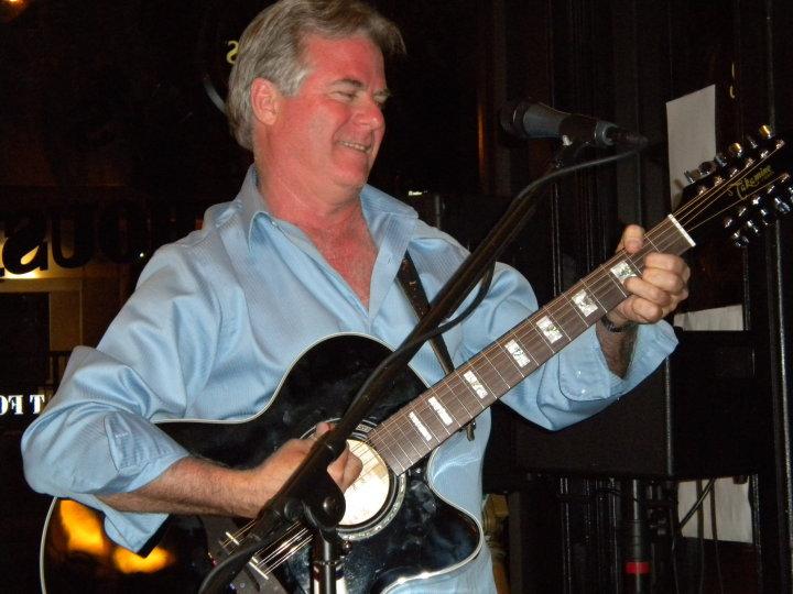Saint John Boat Charters Live Music -- Gerry Titus