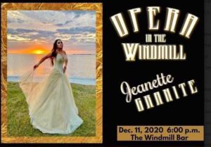 Jeanette Granite -- Opera in the Windmill