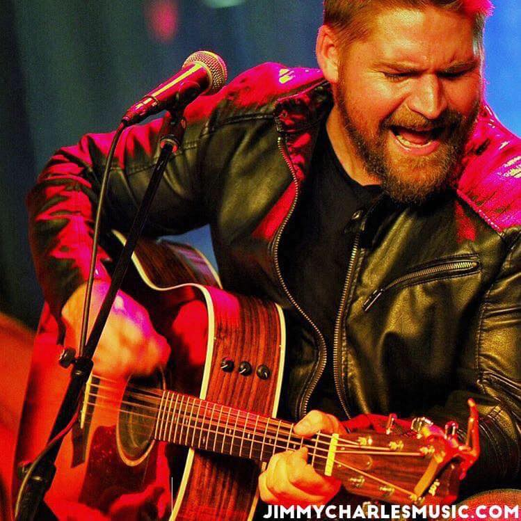 Jimmy Charles  Saint John Boat Charters Live Music