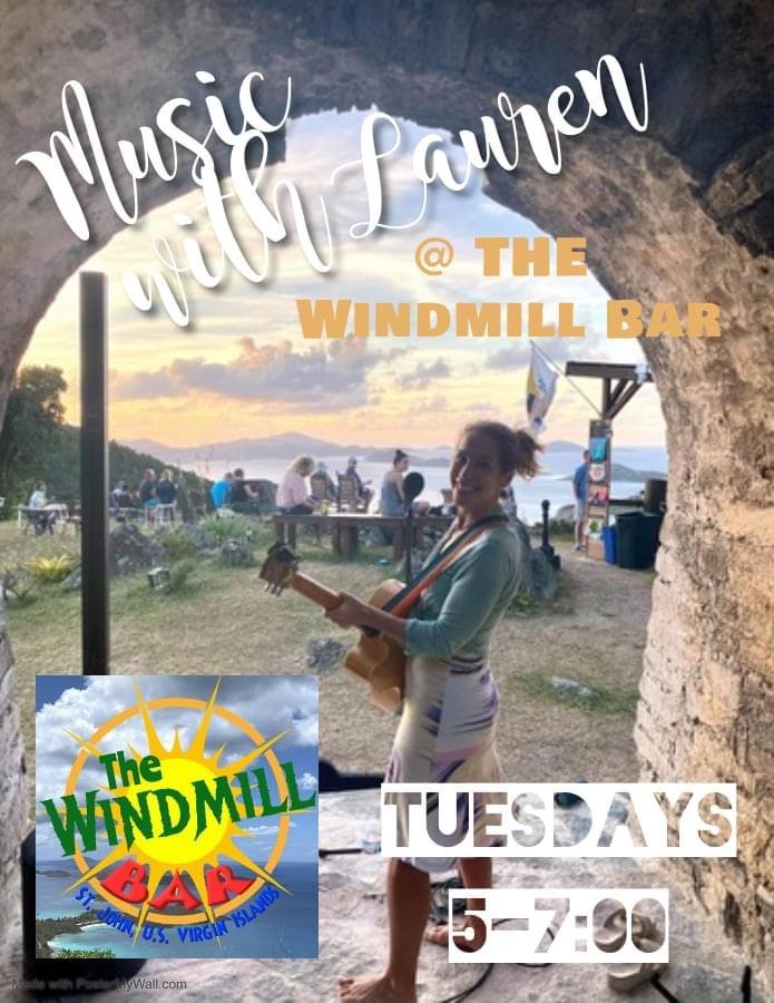 Lauren Magnie Jones at The Windmill