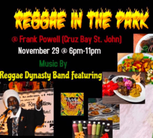 REGGAE IN THE PARK @ Franklin Howell Park