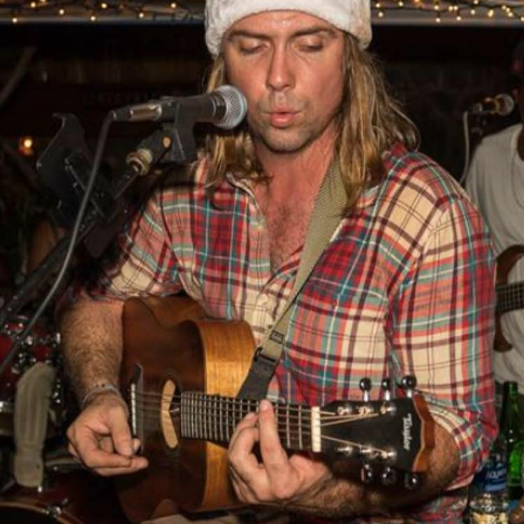 Tyler Perrino -- Saint John Boat Charters Live Music