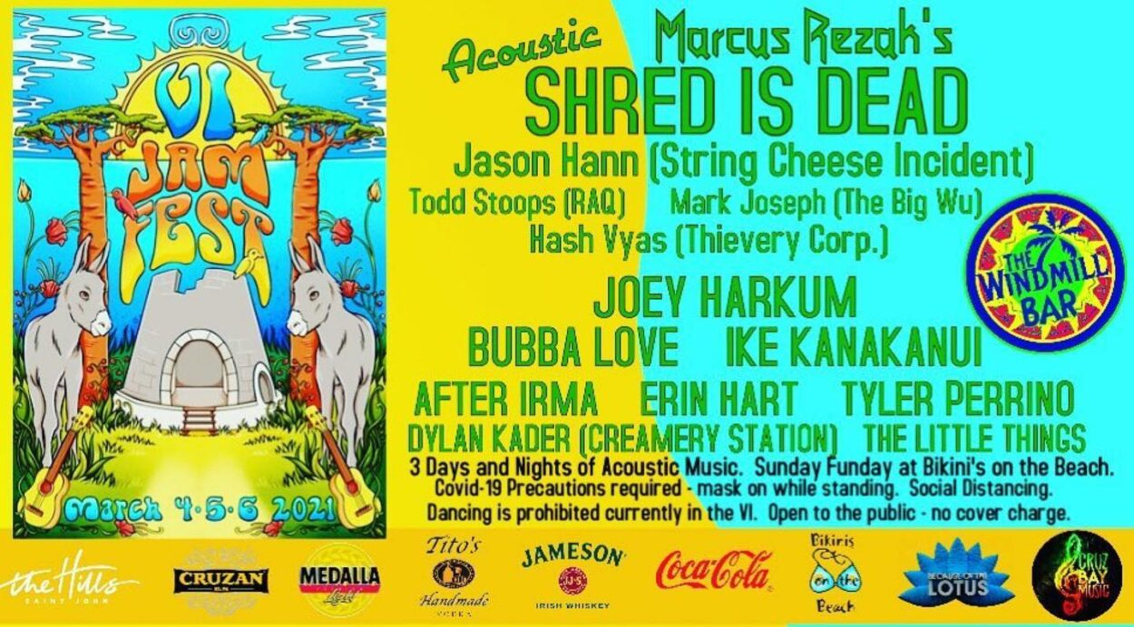 VI Jam Fest 2021