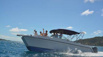 FLYAWAY CHARTERS – CORAL BAY