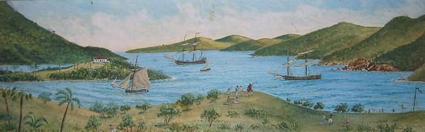 Saint John Boat Charters -- Flyaway