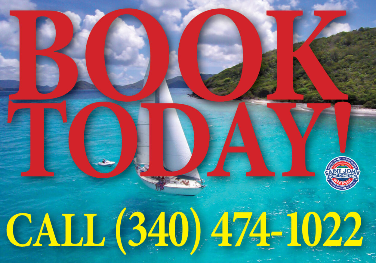 Saint John Boat Charters -- Book Today