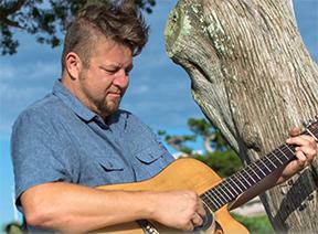 Saint John Boat Charters Live Music -- Jeff White