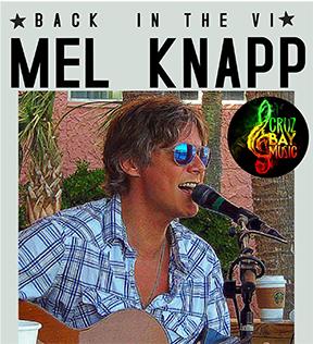 Mel Knapp -- Saint John Boat Charters Live Music