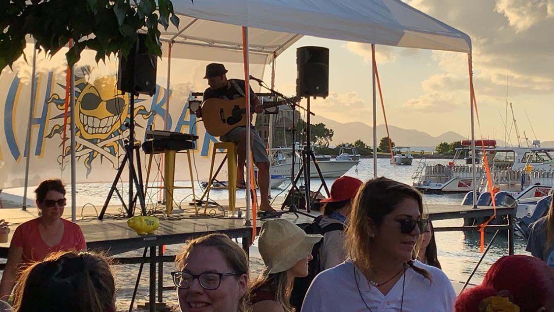 Shane Meade -- Saint John Boat Charters Live Music