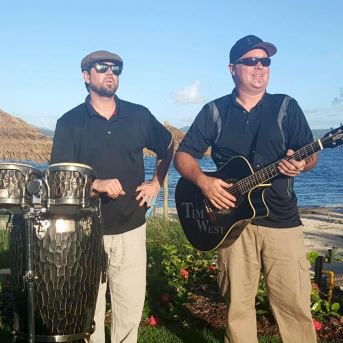 Saint John Boat Charters Live Music-- Tim West Band