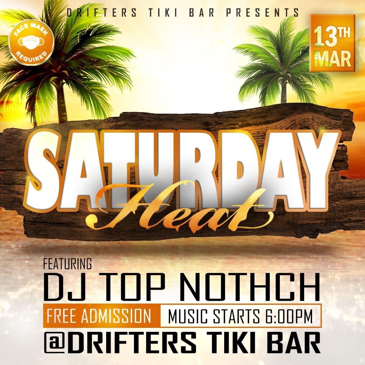 Saint John Boat Charters -- DJ Top Nothch