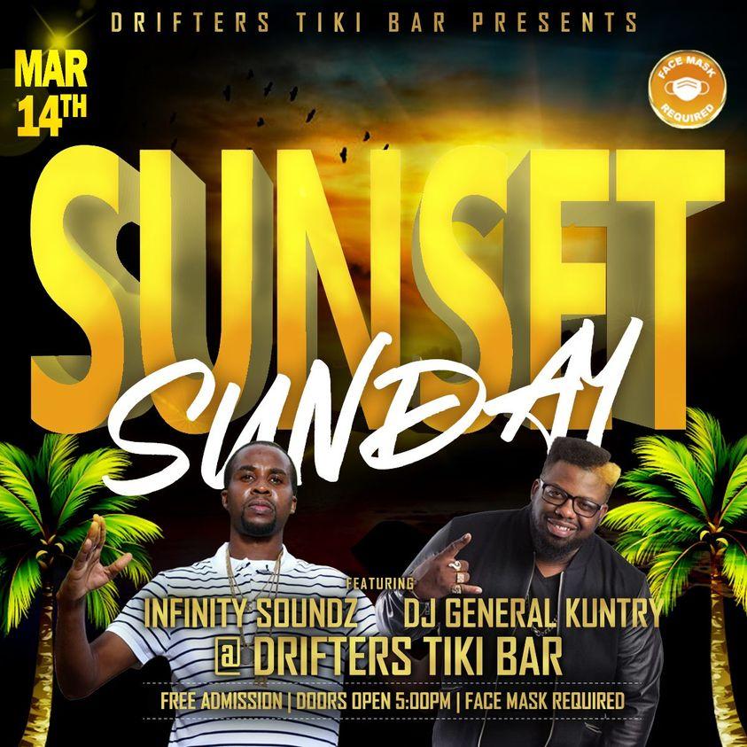 Infinity Soundz and DJ General Kuntry -- Saint John Boat Charters Live Music