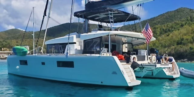 Island Hoppin' -- Saint John Boat Charter News