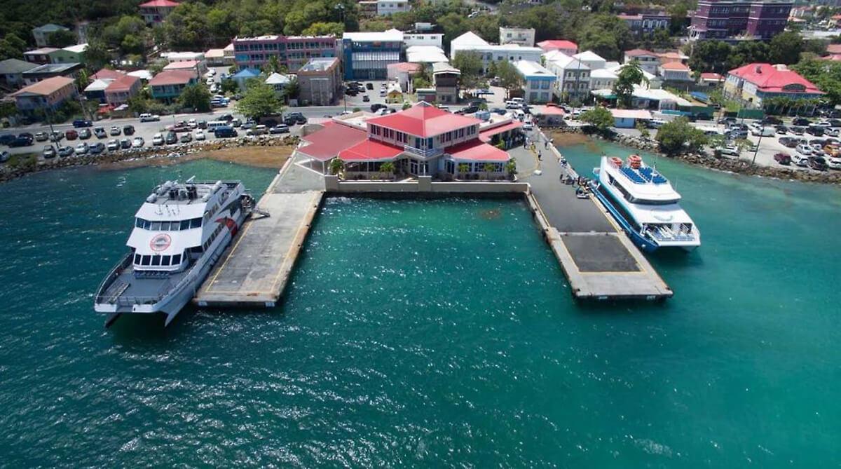 Saint John Boat Charters -- Road Town Ferry Dock