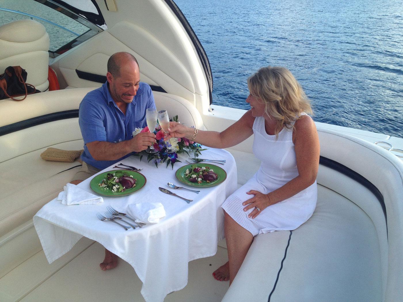 Southern Hospitality -- Saint John Boat Charters