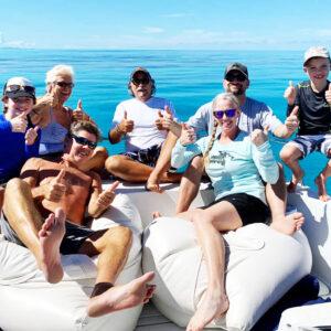 Two Thumbs Up -- Saint John Boat Charters