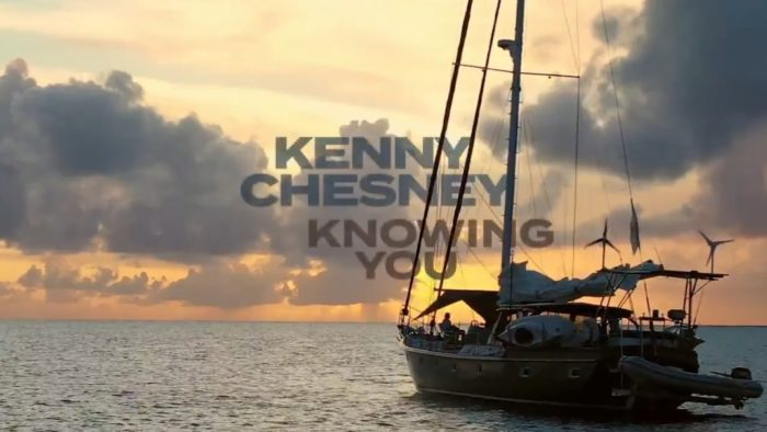Saint John Boat Charters -- Kenny Chesney and Charter Kai -- Knowing You