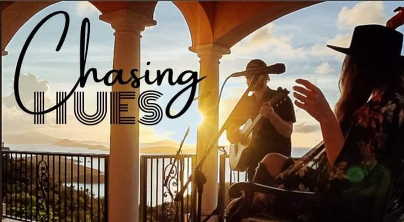 Chasing Hues at Shambles -- Saint John Boat Charters Live Music
