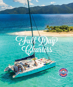 Saint John Boat Charters -- Full Day Charters